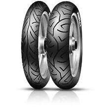 """Neumáticos y cámaras Relación de aspecto 80 17"""" para motos"""