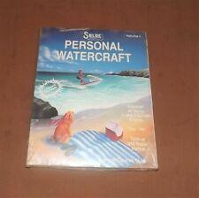 DU6C19693 Seloc Kawasaki Personal Watercraft 1973-1991 Repair Manual Vol l