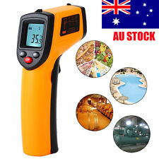 Nice Non-Contact LCD IR Laser Infrared Digital Temperature Thermometer Gun CU&@