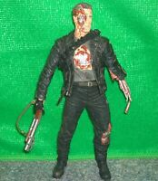 "Neca Terminator Final Battle T800 from T2 Judgement Day 7"" Action Figure - USED"