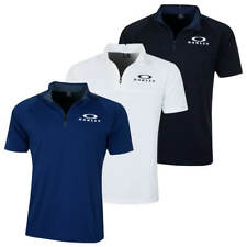 Oakley Mens 2019 Enhance SS Mock 9.0 Quick Dry Breathable Polo Shirt 25% OFF RRP