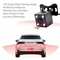 170° Car Rear View Reverse Mount Backup Parking Camera Night Vision WaterProof