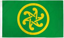 Pan-Celticism Flag 3x5ft Celtic Nationalism Banner Flag Celticism House Flag