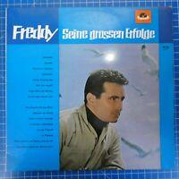 Freddy Seine grossen Erfolge Polydor 46762 LP125