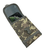 AGOZ Tactical Gear Military Cell Phone Case Vertical Pouch Belt Holster For LG