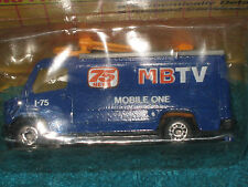 Matchbox T.V. News Truck - MB 68-1990 -  NIP