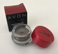 New Avon Extra Lasting Eye Shadow Inks - Totally Taupe, Purple, Teal, Gold Gleam