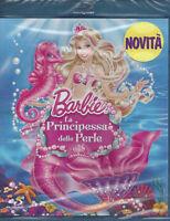 Blu-ray **BARBIE ♥ LA PRINCIPESSA DELLE PERLE** nuovo sigillato 2014