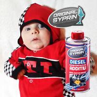 Original Syprin 6326 Diesel Motor & Injektor Pflege Additiv 250 ml TDI CDI HDI D