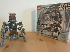 Lego Technic 8002 Destroyer Droid Incomplete - Read