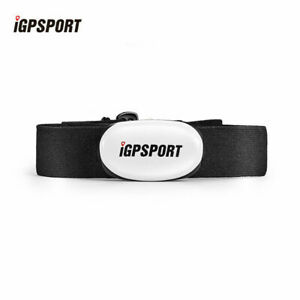 IGPSPORT Sports Smart Heart Rate Band Monitor Arm/Chest ANT+ Bluetooth 4.0 IPX7