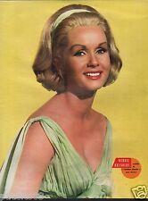 Coupure de presse Clipping 1965 Poster Debbie Reynolds   26 x 34