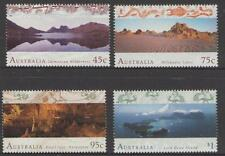 AUSTRALIA SG1582/5 1996 WORLD HERITAGE SITES MNH