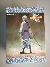 Gintama serie completa (Box 01 + 02) 14 DVD