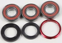NEW Pivot Works - PWRWK-H09-521 - Wheel Bearing Kit HONDA CR 125 250 500