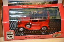 Road Champs 1/43 1931 FORD Model A U.S. Route 40