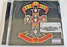 Guns N' Roses ~ Appetite for Destruction ~ NEW CD * REMASTERED 2018 *   and &