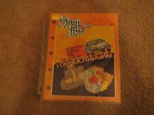 1986 FORD SHOP TIPS DEALER MAGAZINE MUSTANG SVO FUTURE OF TURBOCHARGING 6 - 1986