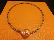 Paspaley Pendant 19.15mm/23mm Pearl Replace $19,000.00 Hallmark (P) like new