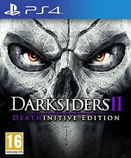 Darksiders 2: Deathinitive Edition (PS4) [New Game]