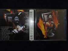 CD SON SEALS / LIVE AND BURNING /