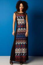 Crew Neck Casual Striped Maxi Dresses for Women