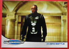 THUNDERBIRDS (The 2004 Movie) - Card#60 - An Epic Battle - Cards Inc 2004