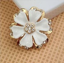 Cell Phone Case Decor Crystal Flower DIY Bling Flatbacks Den Kit Jewelry Finding