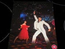 Saturday Night Fever - John Travolta - DVD - PAL Región 2 - 18+
