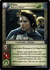 LoTR TCG Promo Frodo, Resolute Hobbit 0P27