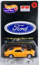 Hot Wheels 70 Mustang Boss 429 - Limited Edition