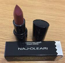 NAJ OLEARI Softening Lipstick Dark Red # 60
