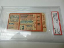 1949 MLB TICKET GOOD CONDITION BEYOND RARE BROOKLYN DODGERS WORLD SERIES GAME 3