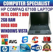 Computer portatili e notebook HP RAM 2GB 2.00GHz
