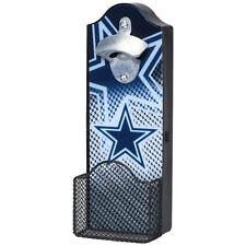Dallas Cowboys NFL LED Lit Bottle Cap Opener & Catcher