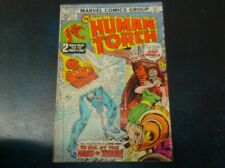 The Human Torch - Issue #3 - 1974 - Marvel Comics - Fair