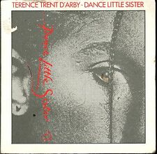 TERENCE TRENT D'ARBY - DANCE LITTLE SISTER - CARD SLEEVE 3 INCH 8 CM CD MAXI