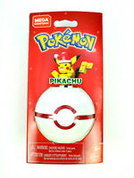 Mega Construx Bloks Pokemon PIKACHU Santa Christmas Poke Ball 23 Pcs NEW