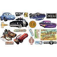 Disney Vinyl Cling Art Cars