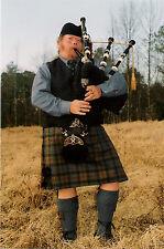 Custom made Scottish or Irish Kilt