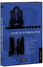Bajki dla doroslych - cz. 3 (DVD) Jan Kobuszewski POLSKI POLISH