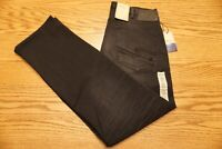 NWT MEN'S SILVER JEANS Multiple Sizes Grayson Easy Fit Straight Leg Black