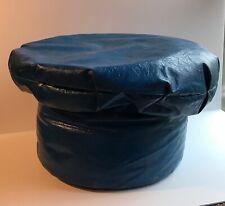 Vintage Beanbag Mushroom Chair Footstool RARE, RETRO!