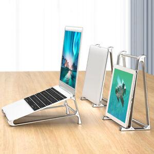 Aluminum Alloy Laptop Stand Tablet Holder Desk Bracket For Macbook Notebook