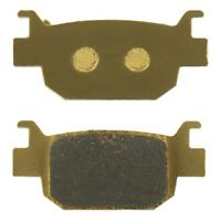 Tsuboss Racing Rear CK9 Brake Pad for Honda SH 150 (13-14)  PN: BS908