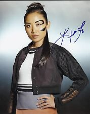 Li Jun Li signed W/COA 8x10 autograph photo Minority Report NEW TV show