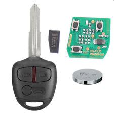 Funk Schlüssel 433 MHz Fernbedienung Mitsubishi 380 Colt Eclipse Grandis Lancer