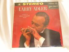 LARRY ADLER Ruby Braff Ellis Larkins Paul Motian Audio Fidelity stereo SEALED LP