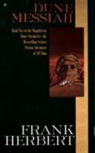 Dune Messiah by Herbert Franke