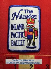 NUTCRACKER BALLET PATCH ~ Inland Pacific Ballet Monclair CA Tchaikovsky 5DB7